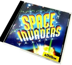 Space Invaders Computer Game Activision Version 1.0 1999 - $20.30