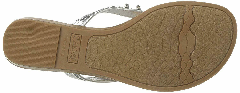 Carlos By Carlos Santana Women'S Treza Flat Sandal