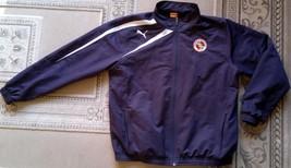 Puma Reading Football Club Jacket Made In Vietnam Size Xl - $17.82