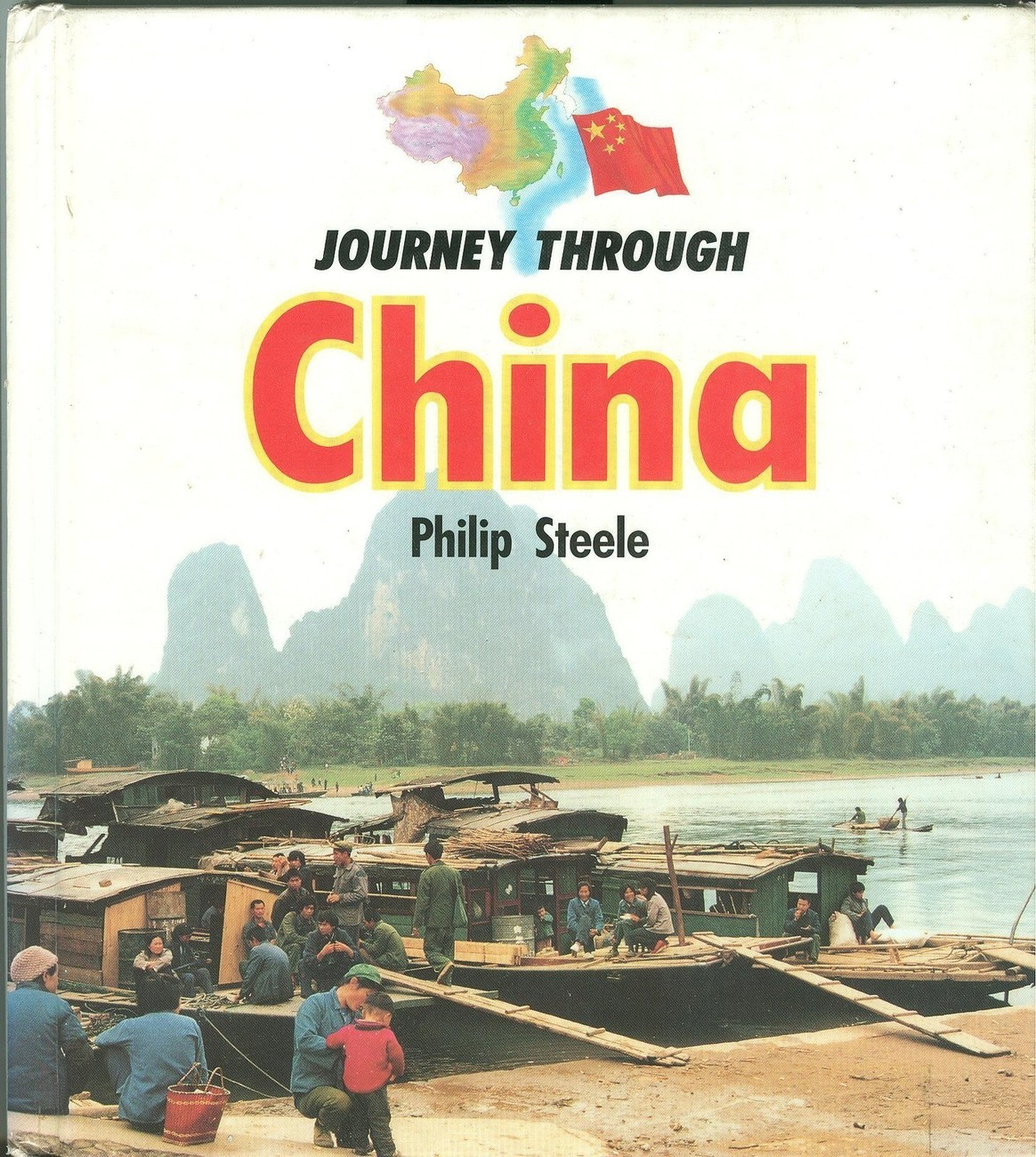 Journey Through China by Philip Steele-Facts on Population;Language;Calendar;HC