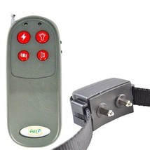 4 in 1 Electronic Remote S/M/L Dog Training Collar Vibration + Shock Col... - $22.00