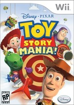 Toy Story Mania! - Nintendo Wii [video game] - $9.89