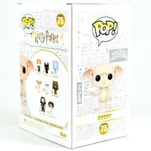 Funko Pop! Harry Potter Dobby Snapping Fingers #75 Vinyl Action Figure NIB image 4