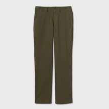 Goodfellow & Co™ ~ Hennepin Chino Pants ~ Men's 38 x 32 ~ Paris Green ~ ... - $29.70
