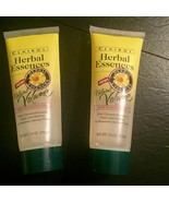 Vintage Clairol HERBAL ESSENCES Chrysanthemum HAIR GEL Essence LOT x2 Ma... - $29.99