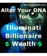 Illuminati Billionaire Spell Alter Your DNA For Wealth Betweenallworlds ... - $155.21