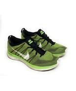 Nike Flyknit One+ Mens Size 10.5 Electric Green 554887-311 Huarache Run ... - $56.95