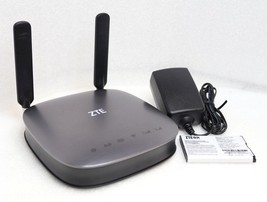 ZTE MF275R 4G LTE GSM UNLOCKED HOME BASE Wireless Internet Hotspot & Phone Base