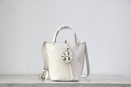 TORY BURCH MILLER MINI BUCKET BAG Birch Auth - $278.00
