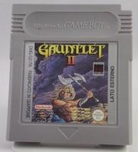 Gauntlet II  2 Nintendo Game Boy GAMEBOY Cartridge Only - $15.10