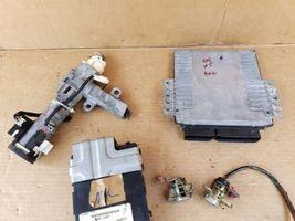 05 Nissan Xterra 4x2 ECU Computer Ignition Switch BCM Door Tailgate Key Locks image 8