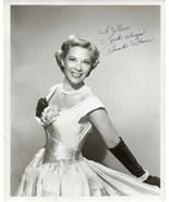 DINAH SHORE SIGNED 8X10 NBC PHOTOGRAPH. Autograph - $20.78