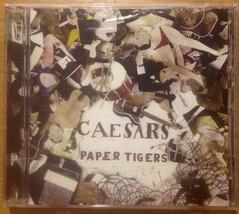 Caesars Paper Tigers Cd (2005) Promo Promotional - $5.50