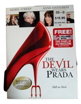 An item in the DVDs & Movies category: The Devil Wears Prada