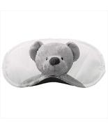 Sleeping mask travel flight plane beauty sleep funny teddy bear - $14.00