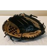 "Rawlings Baseball Mitt Glove Youth Model PL109C 9"" Left Handed Right Thr... - $9.99"