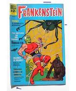 Frankenstein No 4 Dell 12 cent Comic Book March 1967 - $5.29