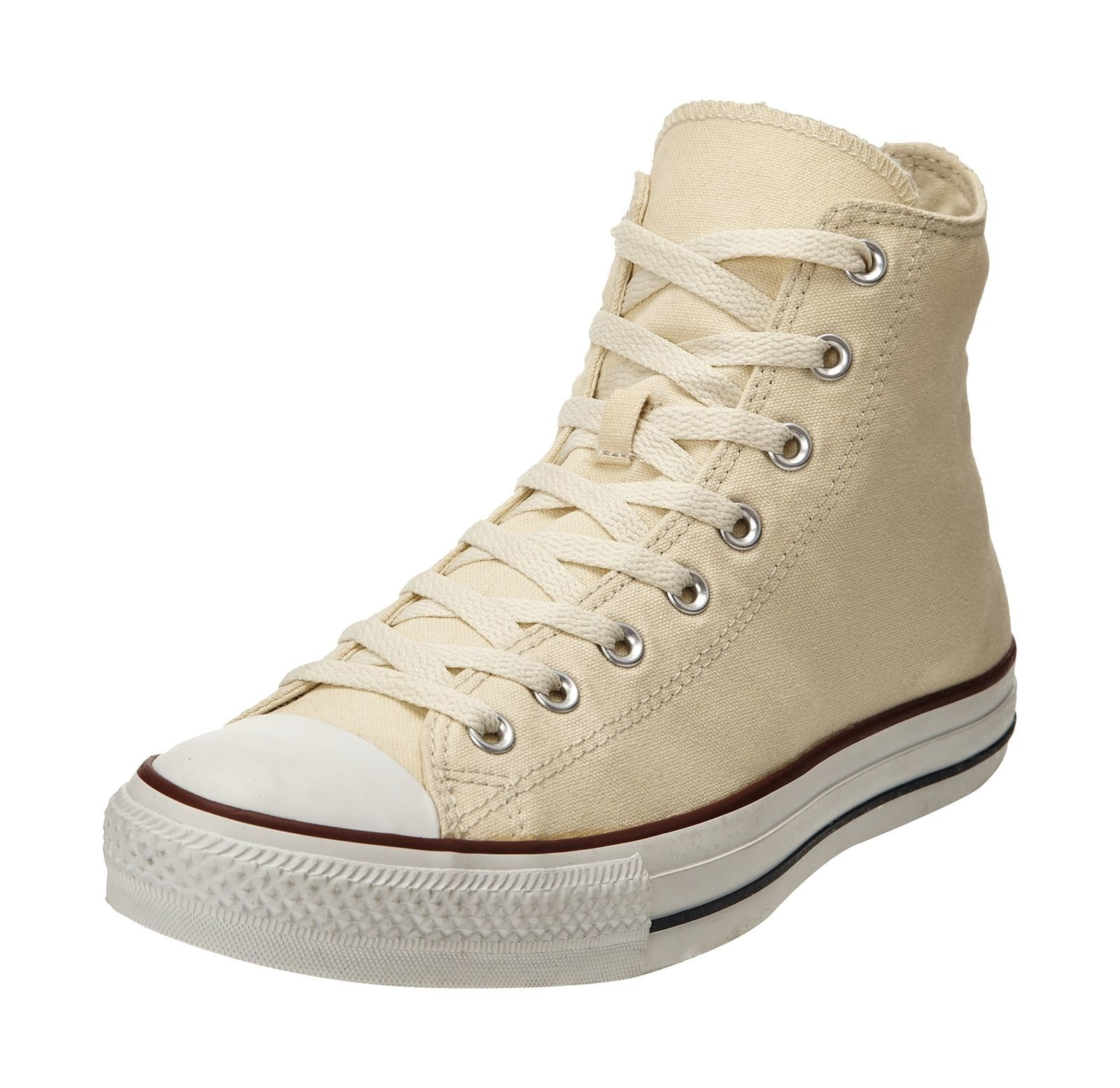 Converse Unisex Adults Ctas Core Trainers Hi High Trainers Core Avorio (Elfenbein (Ivory)) 6f295f