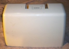 Plastic XR-52 Brother Dust Cover Good Shape No Chips or Cracks - $12.50