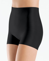 SPANX slimplicity shaper smoother shorts in medium black - $30.00