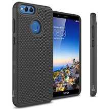CoverON Huawei Mate SE Case, Huawei Honor 7X Case, Heavy Duty Protective... - $7.69
