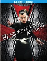Resident Evil-Afterlife (Blu Ray/Ultraviolet) (Package Refresh)