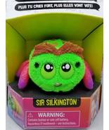 Yellies! Hasbro Voice Activated Toy Spider Series 1~ Sir Silkington - $12.00