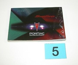 2000 Pontiac Sunfire Factory Owners Manual Good Used Condition  5 - $13.81