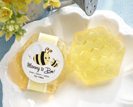 Mommy to Bee Scented Honeycomb Soap Baby Shower Thank Gift Favors - $86.40+