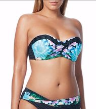 NEW Coco Reef Tropical Escape Convertible Five Way Bikini Swimwear Top 32/34 D  image 3