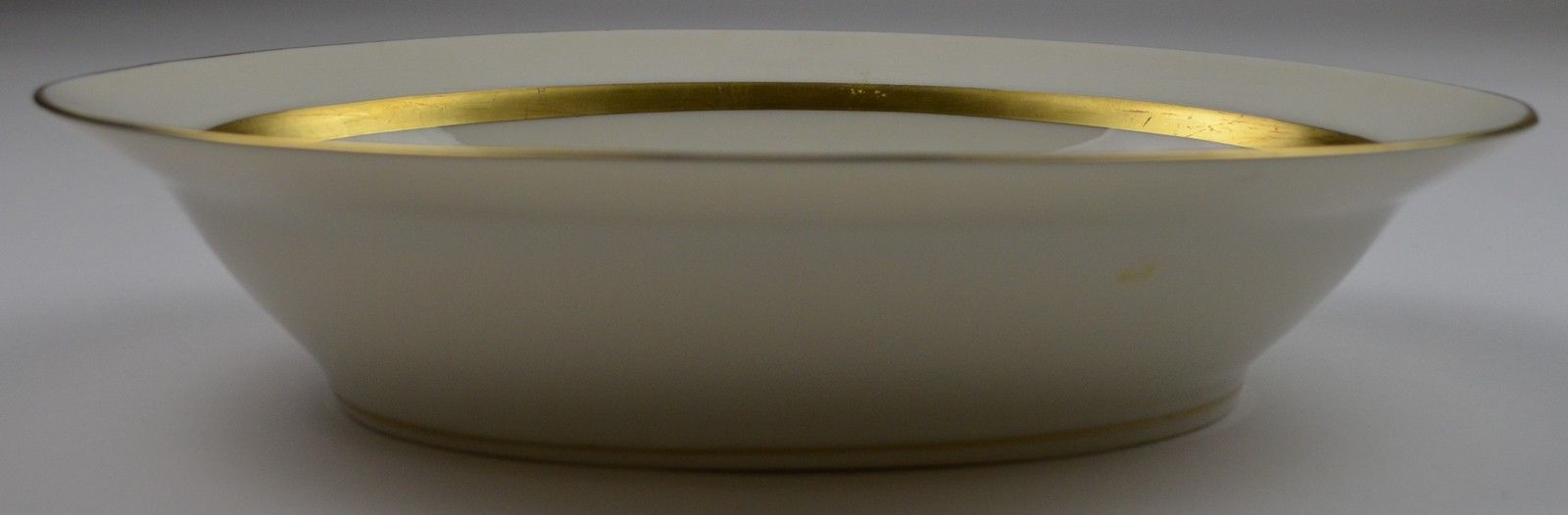 """Vintage Theodore Haviland China Kenmore Pattern Oval Vegetable Bowl 9.625"""" Round - $49.99"""