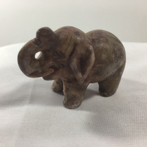 "Hand Carved Stone Chinese Elephant (approx. 2""), each piece is unique - ... - $5.89"