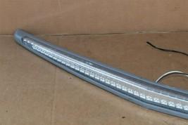 08-13 Cadillac CTS CTS-V Sedan Euro Clear Led 3rd Brake Light Trunk Center Lamp image 2