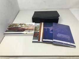 2017 Subaru Impreza Owners Manual Handbook Set With Case Z0J01 - $47.99