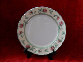 Wedgwood English Cottage collection rose dinner plate - $17.77