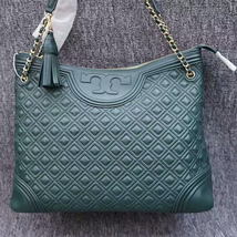 Tory Burch Fleming Leather Tote - $446.00