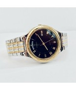 Vintage Pulsar Day Date Men's Watch V544-7A10 - $26.02