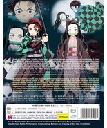 Anime DVD Kimetsu No Yaiba Vol.1-26 End English Subtitle Free Shipping - $26.50