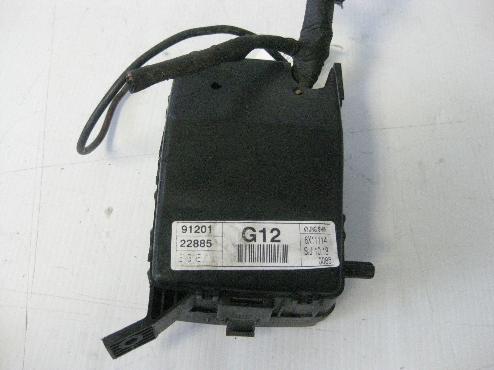 Hyundai Accent 1997 Engine Fuse Box Oem And 20 Similar Items 9120122885