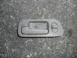 Interior Inner Door Handle Driver Left Front 2001 02 03 04 05 Honda Civic - $25.74