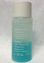 Clarins Paris Instant Eye Make-Up Remover Waterproof&heavy Make-up 1 Oz - $9.72
