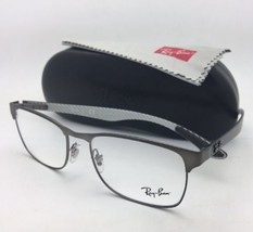 Neu Ray-Ban Rx-Able Brille Tech RB 8416 2620 53-17 Rotguss & Kohlenstofffaser
