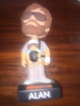 "Bobblehead - Alan character from movie ""Hangover"" with baby - $20.00"