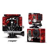 Skin Stickers for GoPro Hero 3+ Camera & Case Decal HERO3+ Go Pro REAPER... - $9.85