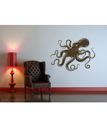 Yet Another Giant Octopus Removable Vinyl Wall Art - $36.95