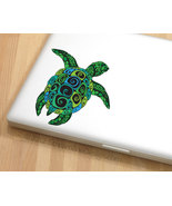 Sea Turtle Vinyl Laptop Art - $6.95