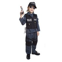 S.W.A.T Police Officer Children's Costume Size: Small - $60.90