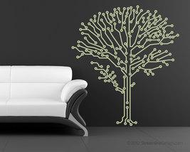 Large 6 Foot Tall Circuit-Tree (circuitry). Geeks love nature too. - $69.95
