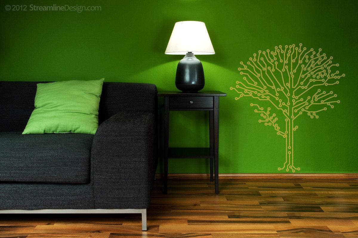 Circuit-Tree (circuitry). Geeks love nature too.