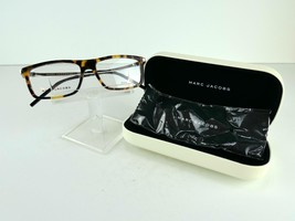 Marc by Marc Jacobs MARC 142 (VJB) Havana / Palladium 55 x 16 Eyeglass Frames - $69.95